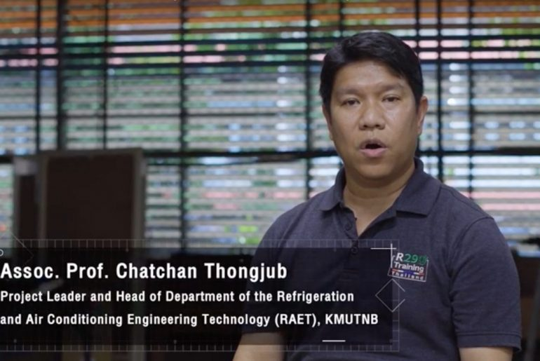 New Video Highlights R290 Training Efforts in Thailand